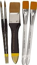 Morgan Samuel Price MS006 Watercolor Brush Set for the Professional