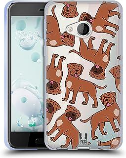 Head Case Designs 繝峨ャ繧ー繝サ繝・・繝懊ラ繝シ 繝峨ャ繧ー繝悶Μ繝シ繝峨・繝代ち繝シ繝ウ・・HTC U Play/Alpine 蟆ら畑繧ス繝輔ヨ繧ク繧ァ繝ォ繧ア繝シ繧ケ