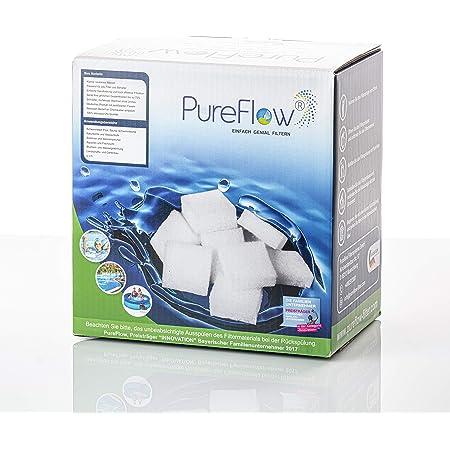 Cottonix filterballs filterballs f/ür sandfilteranlagen Die Filterb/älle mit 700g ersetzen insgesamt 25 kg Filtersand.