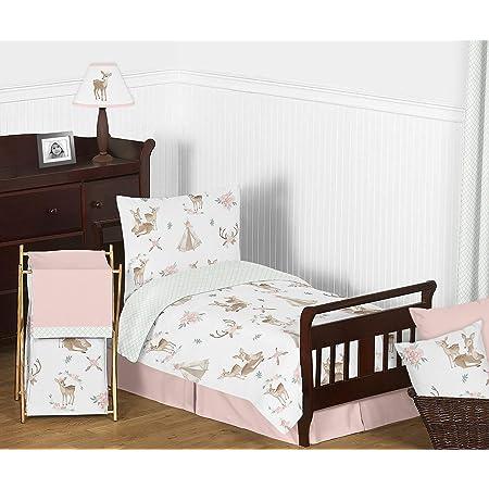 Sweet Jojo Toddler Bedding Set
