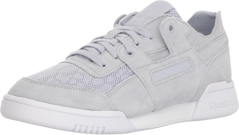 Reebok Womens W O Lo Plus Cold Pastel Sneaker