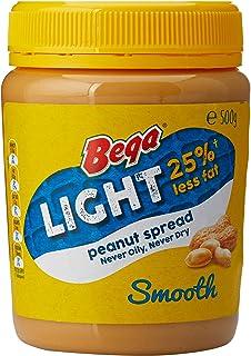 Bega Crunchy Light Peanut Butter, 500g