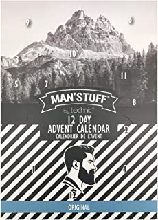 Man'Stuff by Technic 12 Day Christmas Advent Calendar - Limited Edition