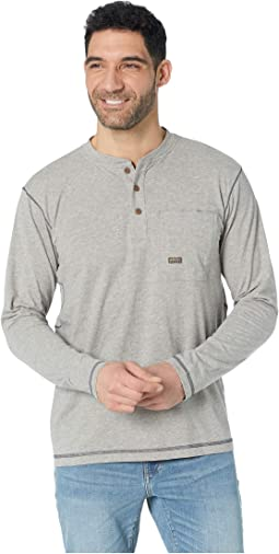 Rebar Pocket Henley