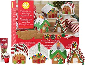 Best are gingerbread house kits edible Reviews