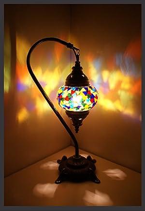 Lampe Orientale Lumière Samarkand Suspension L étoile Bleue