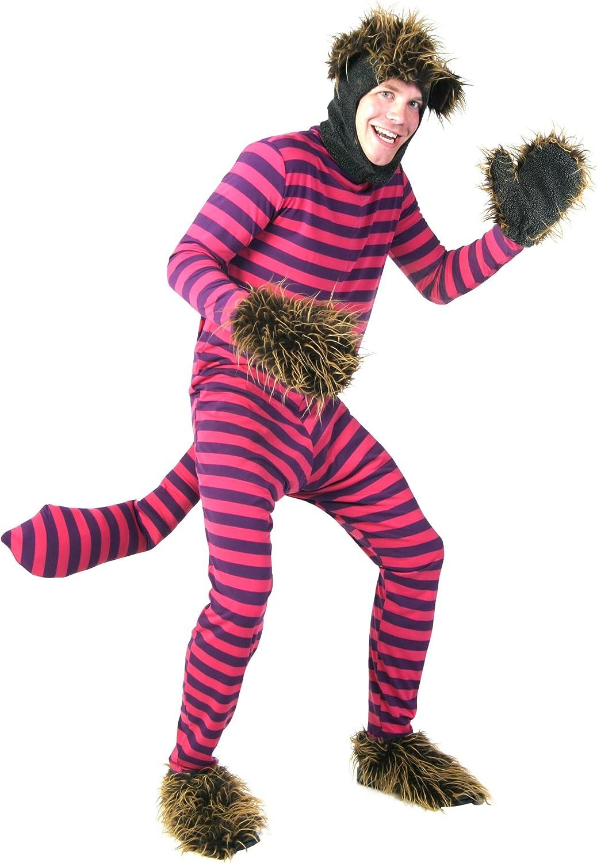 mejor vendido Plus Talla Cheshire Cat Cat Cat Fancy dress costume Plus  selección larga