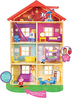 Peppa Pig 99802 Lights and Sounds Family Home Playset