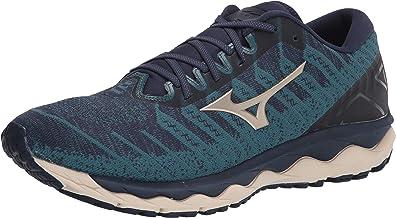 Mizuno Wave Sky 4 WAVEKNIT mens Running Shoe