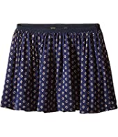 Polo Ralph Lauren Kids - Cotton Blend Flounce Skirt (Toddler)