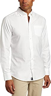 Best white button shirt mens Reviews