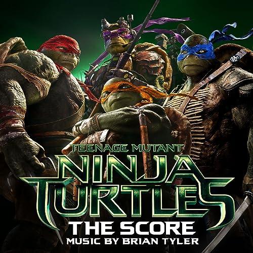 Teenage Mutant Ninja Turtles: The Score by Various artists ...
