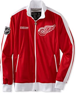 NHL Detroit Red Wings Lord Stanley Track Jacket