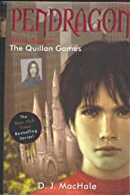 Pendragon: Books 7, 8, & 9 and The Guide to the Territories of Halla (The Quillan Games/The Pilgrims of Rayne/Raven Rise/T...