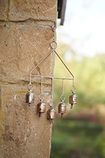 Handmade Bell Wind Chimes, Wind Chime Outdoor, Wind Chime Gift for Mom Children Colleagues Family