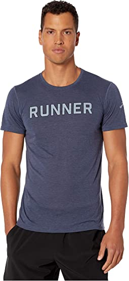 Heather Indigo/Runner