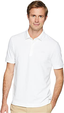 026d6f9ed Lacoste L1212 Classic Pique Polo Shirt at Zappos.com
