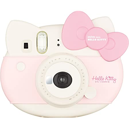 FUJIFILM インスタントカメラ チェキ instax mini ハローキティ INS MINI KIT CAMERA PK