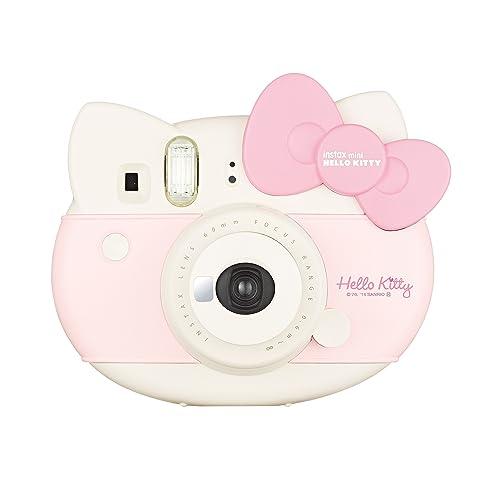 31a8fd59cf42 Fujifilm Instax Hello Kitty Instant Film Camera (Pink) - International  Version