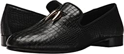 Kevin Stamped Croc Loafer