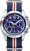 Reloj Viceroy Atlético de Madrid 42313-37 Hombre Azul