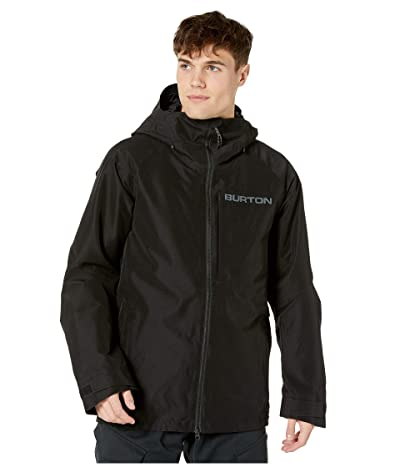 Burton Gore-Tex Radial Insulated Jacket (True Black 2) Men
