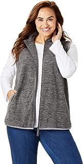 Best women's plus size sweater vest Reviews