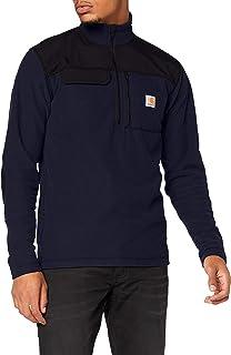 Carhartt Men's Fallon Half-zip Sweatshirt Pullover sweater