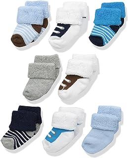 luvable friends Unisex 8unidades recién nacido calcetines