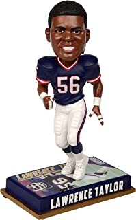 FOCO NFL New York Giants Lawrence Taylor #56 Retired Player Bobble, 8