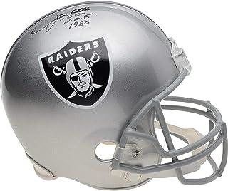 "Jim Otto Las Vegas Raiders Autographed Riddell Full-Size Replica Helmet with""HOF 1980"" Inscription - Fanatics Authentic Certified"