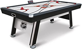 NHL Sting Ray Air Powered Hockey Table - 84 Inch - Features Scratch Resistant Material, Automatic Scoring, and Complete with All Accessories