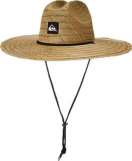 Boys Pierside - Straw Lifeguard Hat for Boys 8-16 Straw...