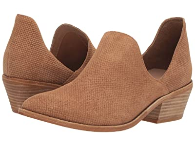Chinese Laundry Freda (Camel Snake Suede) Women