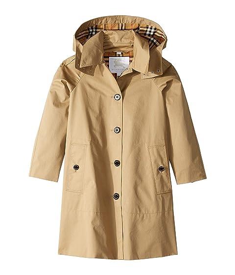 Burberry Kids Bethel Coat (Little Kids/Big Kids)