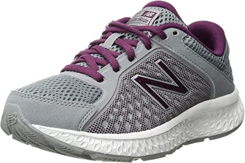 New New New Balance Wohommes 420v4 Cushioning FonctionneHommest chaussures, Steel Claret argent Metallic, 9 D US 7fd