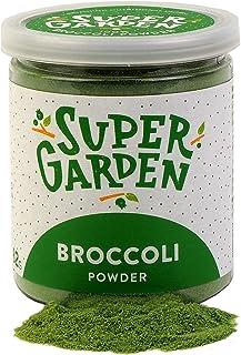 Supergarden polvo de verduras liofilizado (Polvo de brócoli)