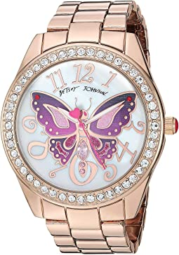 37BJ00249-65BX Pink Tone Butterfly