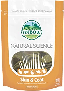 Oxbow Natural Science Skin & Coat 4.2 oz