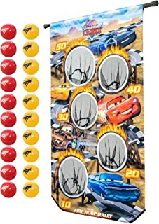 GoSports Disney Pixar Doorway Toss Games – Family Fun for Kids and Adults - Choose Frozen 2, Finding Nemo, Cars, Toy Story...