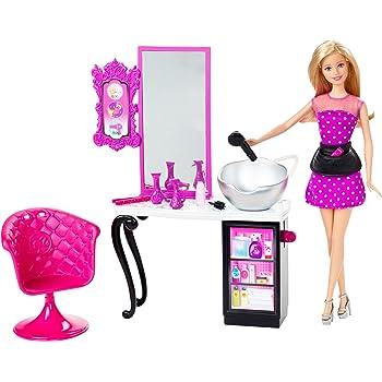 Barbie Friseursalon