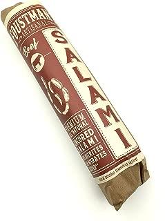 gourmet salami