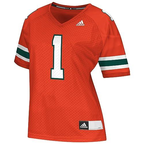 : adidas Adult Women NCAA Replica Football Jersey