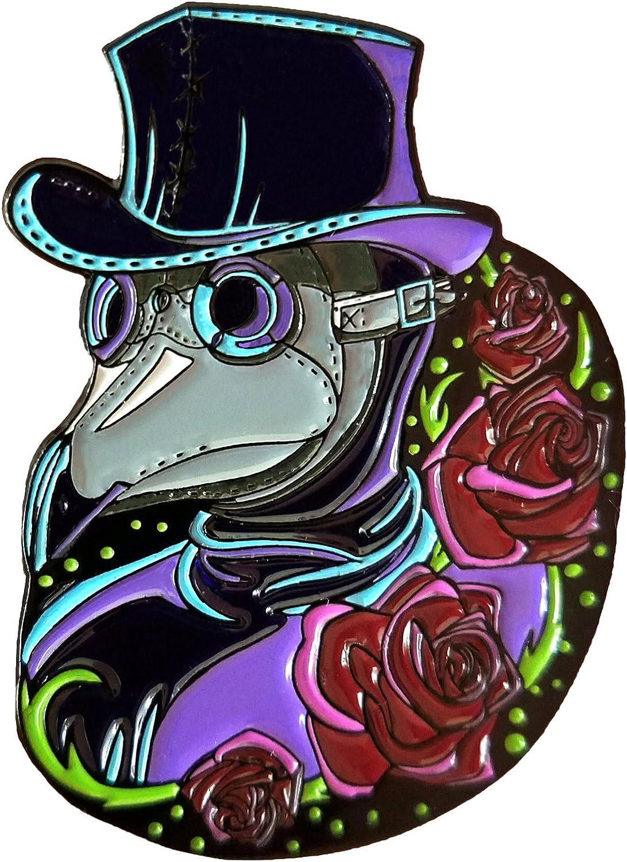 Dark Spark Decals Neon Plague Doctor 1.5
