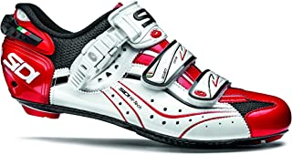 SIDI(シディ) GENIUS 6.6 BLK/WHT/RED Vnc 39