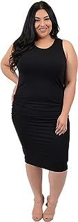 Women's Plus Size Tank Dress