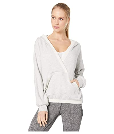 FP Movement Reyes Hoodie Solid (Grey Combo) Women