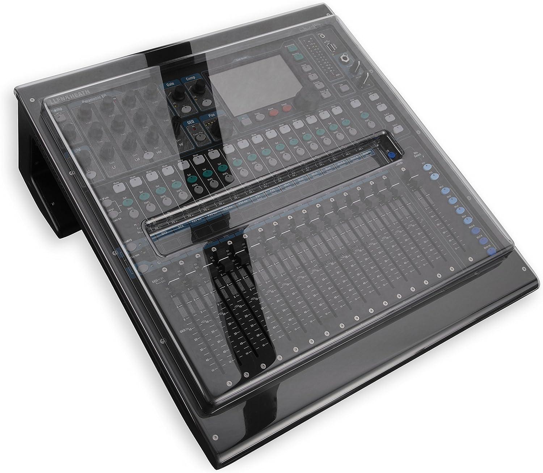 Decksaver DSP-PC-QU16 Pro Allen SALE開催中 Heath 超定番 Console Qu-16 Cover