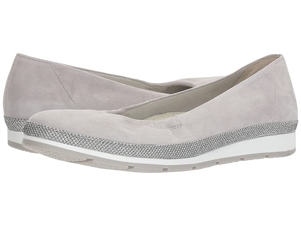Gabor Gabor 82.400 (Light Grey Samtchevreau) Women