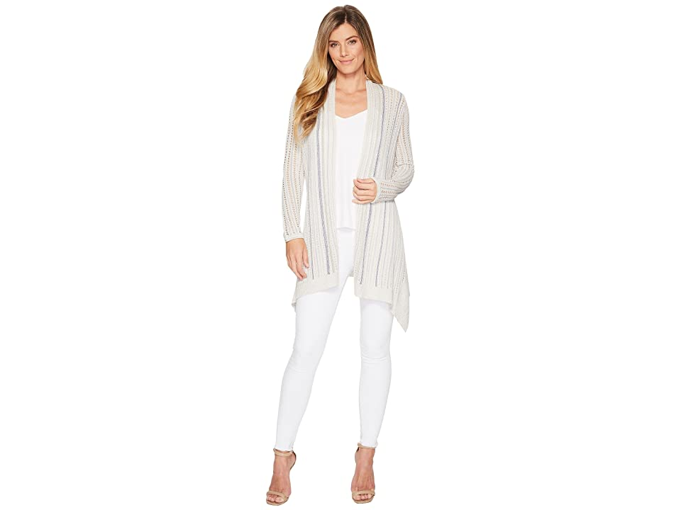 NIC+ZOE Courtyard Cardy (Multi) Women